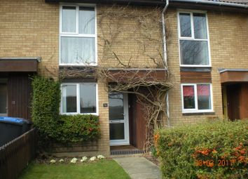 Thumbnail 1 bed terraced house to rent in Regal Drive, East Grinstead, West Sussex