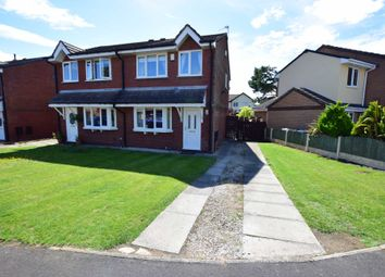 Thumbnail 3 bedroom semi-detached house for sale in Drake Close, St. Annes, Lytham St. Annes