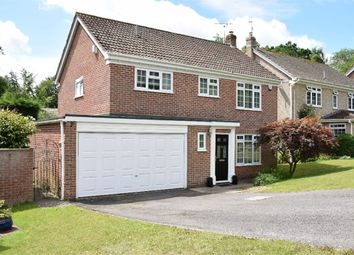 Thumbnail 4 bedroom detached house for sale in Willowmead Close, Newbury, West Berkshire