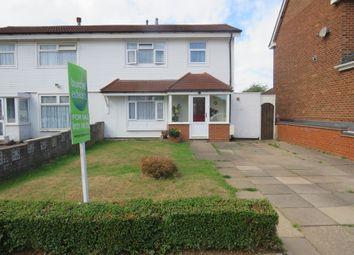 Thumbnail 3 bedroom semi-detached house for sale in Billingsley Road, Birmingham