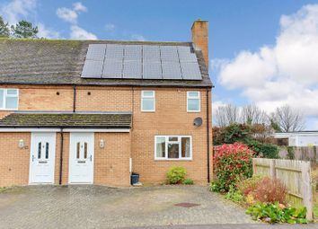 Thumbnail 2 bed semi-detached house for sale in St. Johns Road, Tackley, Kidlington
