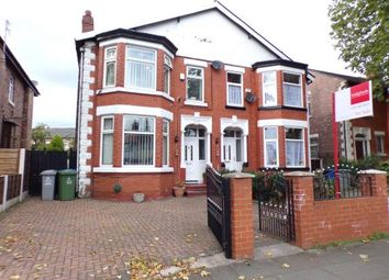 Thumbnail 3 bed semi-detached house for sale in Upper Chorlton Road, Whalley Range, Greater Manchester