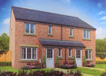 Thumbnail 3 bed semi-detached house for sale in 52 (Plot 97) Emily Fields, Birchgrove, Swansea.