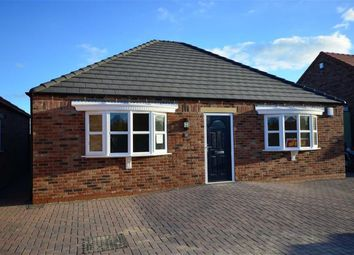 Thumbnail 2 bed detached bungalow for sale in Jasmine Close, Hailgate, Howden
