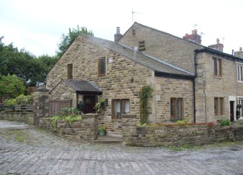 Thumbnail 2 bed end terrace house for sale in Haugh Fold, Newhey, Rochdale, Greater Manchester