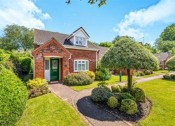 Thumbnail 2 bed semi-detached bungalow for sale in Sutton Close, Quorn, Loughborough