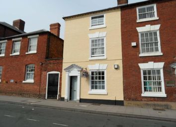 Thumbnail 2 bed town house for sale in New Street, Stourport-On-Severn