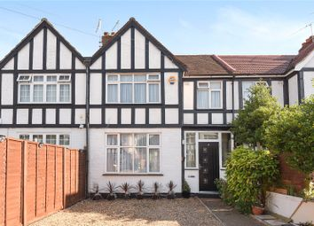 Thumbnail 3 bed terraced house for sale in Talbot Road, Harrow, Middlesex