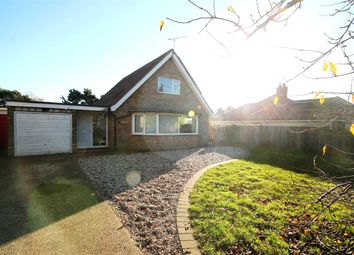 Thumbnail 3 bedroom bungalow for sale in Spriteshall Lane, Trimley St. Mary, Felixstowe