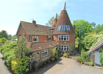 Thumbnail 5 bed detached house for sale in The Street, Plaxtol, Sevenoaks, Kent