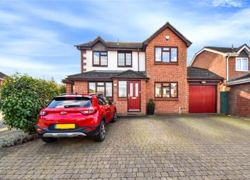 Thumbnail 4 bed property for sale in Woodland Way, Greenhithe, Kent
