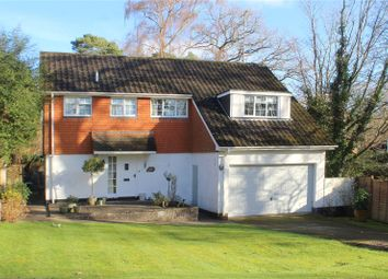 Langley Drive, Camberley GU15. 4 bed detached house for sale