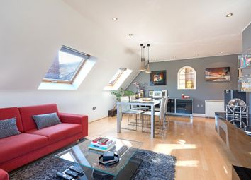 Thumbnail 2 bedroom flat for sale in Willesden Lane, London