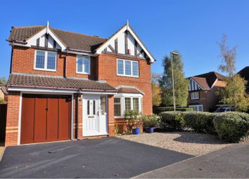Thumbnail 4 bed detached house for sale in East Field Close, Oxford