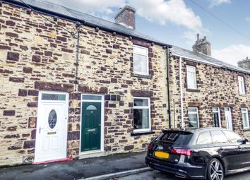 Thumbnail 2 bedroom terraced house for sale in Constance Street, Consett