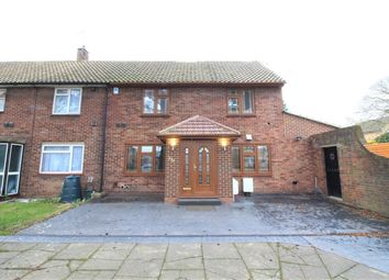 Thumbnail 4 bed end terrace house for sale in North Hyde Lane, Norwood Green