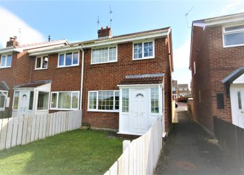 Thumbnail 3 bed end terrace house for sale in Valley View, Sacriston, Durham