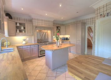 Thumbnail 4 bed detached house for sale in Aspal Lane, Beck Row, Bury St. Edmunds