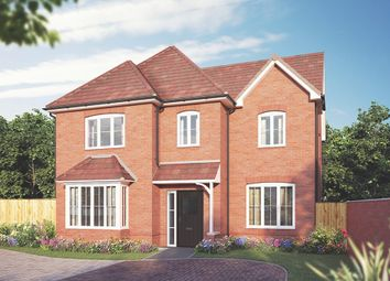 "Thumbnail 5 bed property for sale in ""The Birch II"" at Curbridge, Botley, Southampton"