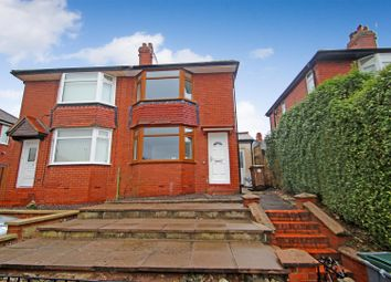 Thumbnail 2 bed semi-detached house for sale in Sutherland Avenue, Dresden, Stoke-On-Trent