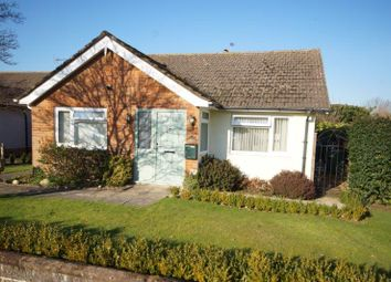 Thumbnail 2 bed detached bungalow for sale in Buckingham Road, Petersfield