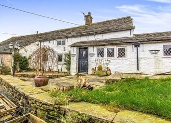 Thumbnail 5 bedroom detached house for sale in Tom Heys Farm Glossop Road, Little Hayfield, High Peak