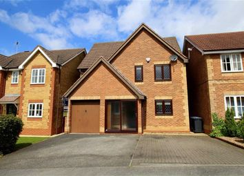 Thumbnail 4 bedroom detached house for sale in Seatallan Close, West Bridgford, Nottingham