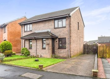 Thumbnail 2 bed semi-detached house for sale in Locher Avenue, Houston, Johnstone