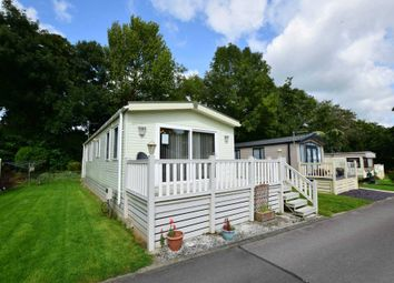 Thumbnail 2 bed mobile/park home for sale in Mowbreck Park Caravan Park, Wesham, Preston