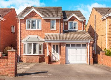 Thumbnail 4 bed detached house for sale in Oakdale Road, Kinsley, Pontefract