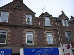 Thumbnail 1 bed flat to rent in Scrimgeour's Corner, West High Street, Crieff