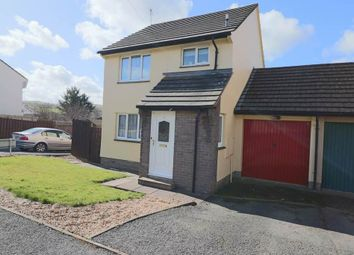 Thumbnail 3 bed link-detached house for sale in Hawthorn Road, Barnstaple