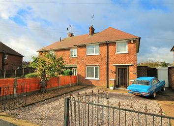Thumbnail 3 bed semi-detached house for sale in Harrop White Road, Mansfield, Nottinghamshire