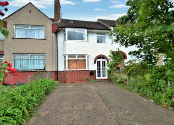 Thumbnail Terraced house for sale in Crest Road, London
