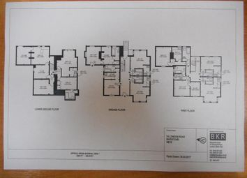 Thumbnail 8 bed block of flats for sale in London Road, Maidstone, Kent