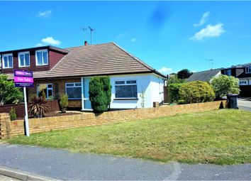 Thumbnail 3 bedroom semi-detached bungalow for sale in Meesons Mead, Rochford