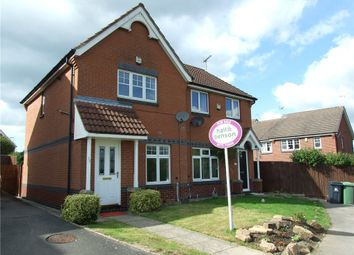 Thumbnail 2 bed semi-detached house for sale in Jasmine Court, Heanor