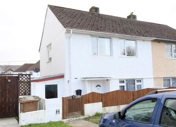 Thumbnail 3 bed semi-detached house for sale in Wollaton Grove, West Park, Plymouth