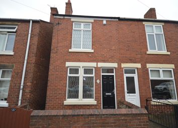 Thumbnail 3 bed semi-detached house for sale in Grove Street, Hasland, Chesterfield