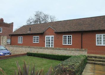 Thumbnail 2 bedroom semi-detached bungalow to rent in Huntingdon Road, Fenstanton, Huntingdon