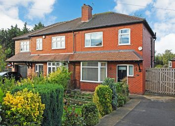 Thumbnail 3 bed semi-detached house for sale in Bradford Road, Wakefield