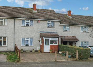 Thumbnail 3 bedroom terraced house for sale in Longwood Road, Rednal, Birmingham