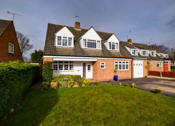 Thumbnail 3 bed detached house for sale in Woodlea Close, Eastham, Wirral
