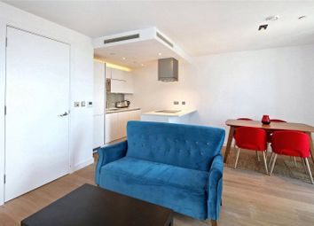 Thumbnail 1 bed property to rent in Avantgarde Place, London