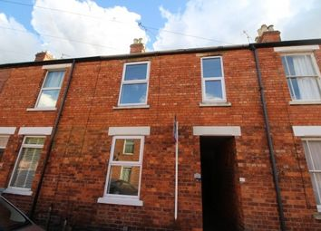 Thumbnail 3 bed terraced house to rent in Redcross Street, Grantham
