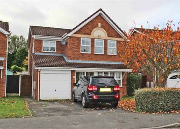 Thumbnail 4 bed detached house for sale in Falmouth Drive, Amington Fields, Tamworth, Staffordshire