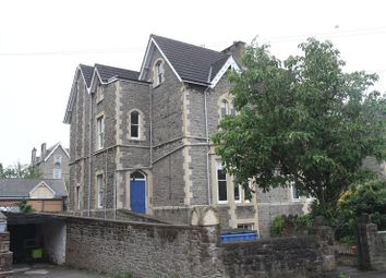 Thumbnail 2 bed flat for sale in Hallam Road, Clevedon
