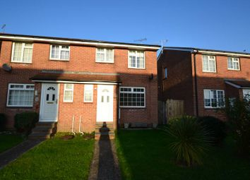 Thumbnail 3 bed semi-detached house to rent in Wordsworth Drive, Eastbourne