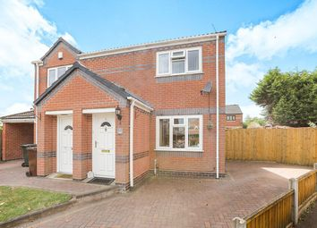Thumbnail 2 bedroom semi-detached house for sale in Lavender Close, Pendeford, Wolverhampton