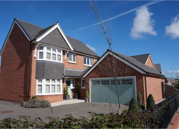 Thumbnail 4 bed detached house for sale in Highlander Road, Chester
